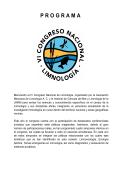 programa general preliminar - Instituto de Ciencias del Mar y