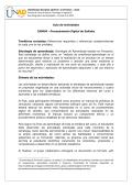 Guía de Actividades 299004 - Procesamiento Digital de Señales