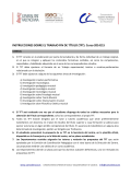 instrucciones tft - Conservatorio Superior de Música de Valencia