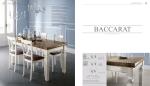 Modello: Baccarat 160x80 fisso Gambe e basamento - Scavolini