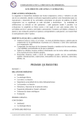 lengua y literatura 1ro bgu 14-15 - Unidad Educativa a Distancia de