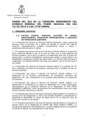 Orden del día de la Comisión Permanente del CGPJ de 14 de