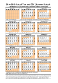 2014-2015 School Year and ESY (Summer School) - State of Illinois
