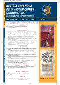 Descargar PDF - Revista Española de Investigación Quirúrgicas