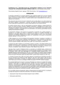 experiencias en la implementación del ordenamiento ambiental en