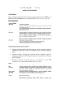 curriculumvitae - Páginas Personales UNAM