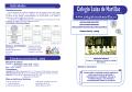 Curso 2014 - 2015 - Colegio Luisa de Marillac Colegio Luisa de