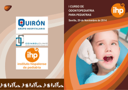 I Curso odontopediatria_b.cdr