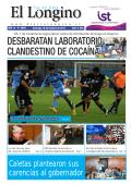 DESBARATAN LABORATORIO CLANDESTINO DE - Diario Longino
