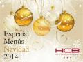 Ver Menús Navidad 2014 - Hotel Ciudad de Burgos