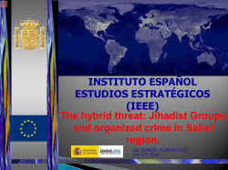 03 The hybrid threat in the Sahel Cor Fuente Cobo 141014