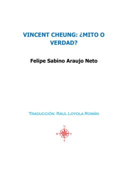 vincent cheung: ¿mito o verdad? - vincent cheung, gordon clark