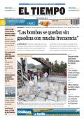"""""""Las bombas se quedan sin gasolina con mucha - El Tiempo"""