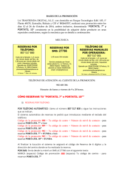 bases legales - Marca