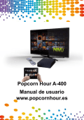 Popcorn Hour A-400 Manual de usuario www - OdosMedia