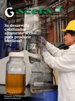 Se desarrolla catalizador altamente activo para producir biodiesel