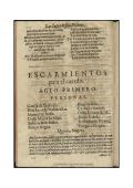 Escarmientos para el cuerdo - Biblioteca Virtual Miguel de Cervantes