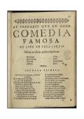Ay verdades que en amor - Biblioteca Virtual Miguel de Cervantes
