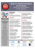 Red de vigilancia - Reporte Epidemiológico
