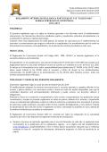 reglamento nuevo - Colegio BAU