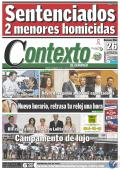 26/10/2014 - Contexto de Durango