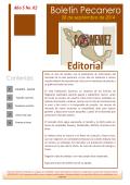 Boletín Pecanero - Comenuez
