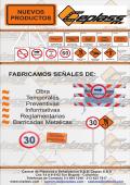 NUEVOS PRODUCTOS FABRICAMOS SEÑALES DE - Ceplass
