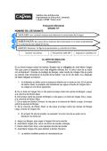 Evaluación Bimestral GRADO 10° NOMBRE DEL - Portal Colegio