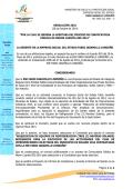 Resolución de Apertura. - ESE Fabio Jaramillo Londoño