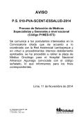 p.s. 010-pva-scent-2014 - EsSalud