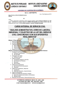 servicio civil - IPEC