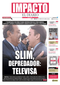 """""""ES IMPOSIBLE VER CÓMO (TELMEX) DEPREDA - Impacto"""