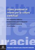 ¿Cómo promover el interés por la cultura científica? Una - OEI
