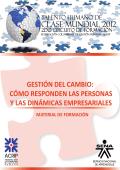 GESTIÓN DEL CAMBIO: CÓMO RESPONDEN - ACRIP Nacional