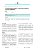 ¿Cómo disminuir el riesgo de enfermedad neonatal por - Medwave