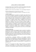 ¿Cómo escribir un artículo científico? - Universidad Salvadoreña