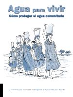 Cómo proteger el agua comunitaria - UN-Water
