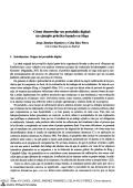 Cómo desarrollar un portafolio digital: un ejemplo práctico basado