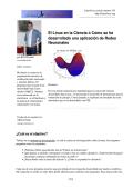 lf345, Applications: El Linux en la Ciencia ó Cómo - LinuxFocus.org