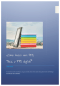 ! ¿Cómo busco una PED, Tesis o PPD digital?