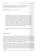 ¿Cómo integrar la evaluación en el proceso de - Redined