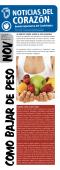 Cuándo, cómo y qué comer - Instituto de Cardiología de Corrientes