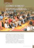 ¿CÓMO SOMOS? RESPONSABILIDAD SOCIAL - Universidade de