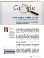Cómo Google indexa tu sitio? - QKStudio