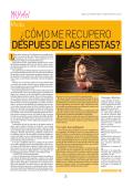 ¿CÓMO ME RECUPERO DESPUÉS DE LAS FIESTAS? - Noticias Net