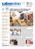 El INTI celebra las 100 ediciones del Saber Cómo en la Feria del Libro
