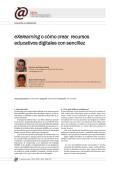 eXelearningo cómo crear recursos educativos - eXeLearning.net
