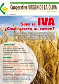 Sube el ¿Cómo afeCta al Campo - Cooperativa Virgen de la Oliva