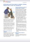 Enfermedad renal: Cómo reducir el colesterol - CardioSmart