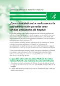 ¿Cómo cubre Medicare los medicamentos de auto - Medicare.gov